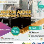 Paket Umroh Idul Fitri 2020 Jakarta