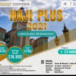 Paket Haji ONH Plus 2021 Non Kuota Tanpa Antri