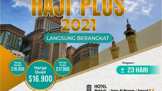 "Paket Haji ONH Plus 2021 Non Kuota Tanpa Antri<span class=""rating-result after_title mr-filter rating-result-612"">	<span class=""mr-star-rating"">			    <i class=""fa fa-star mr-star-full""></i>	    	    <i class=""fa fa-star mr-star-full""></i>	    	    <i class=""fa fa-star mr-star-full""></i>	    	    <i class=""fa fa-star mr-star-full""></i>	    	    <i class=""fa fa-star mr-star-full""></i>	    </span><span class=""star-result"">	5/5</span>			<span class=""count"">				(2)			</span>			</span>"
