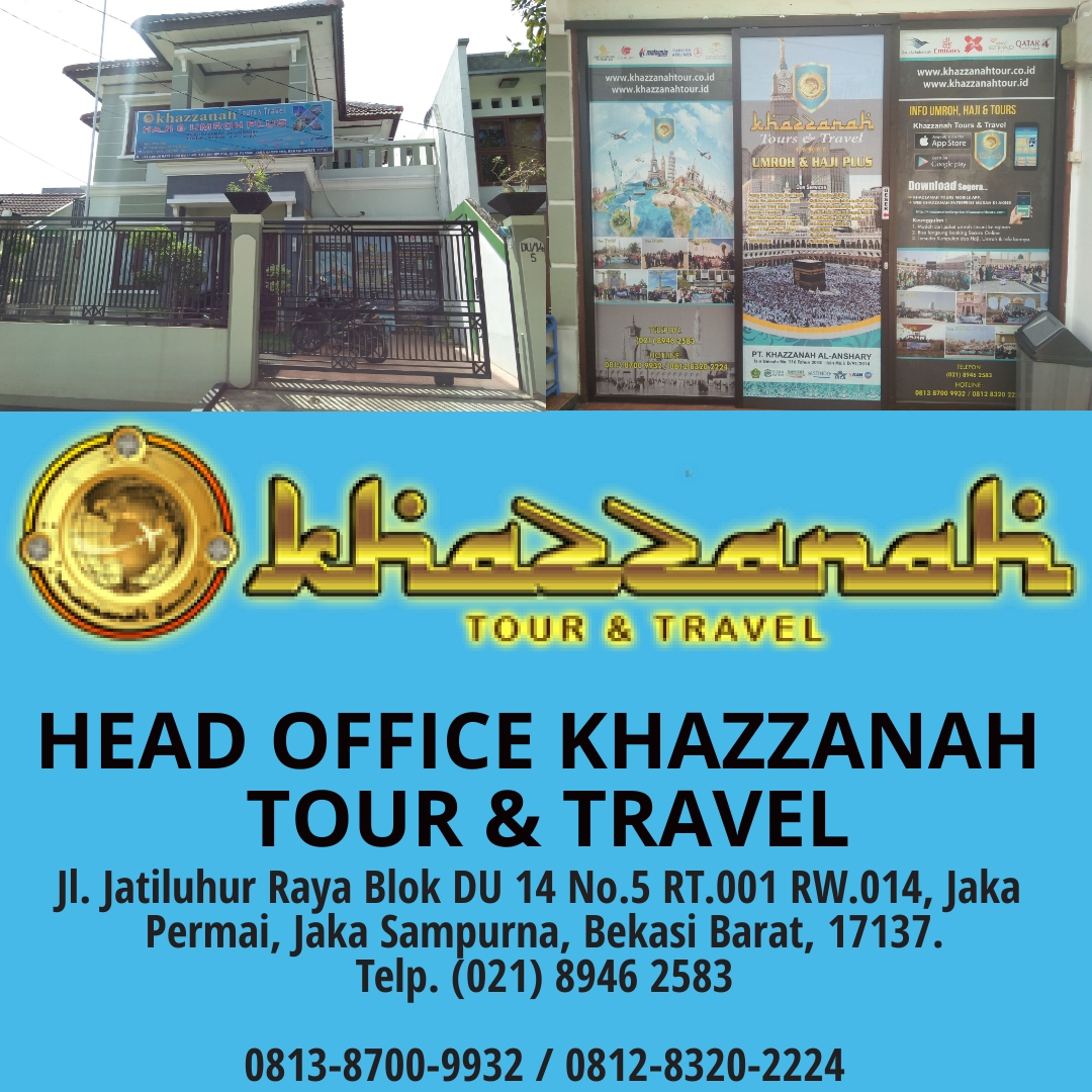 Kantor Khazzanah Jaka Permai, Bekasi