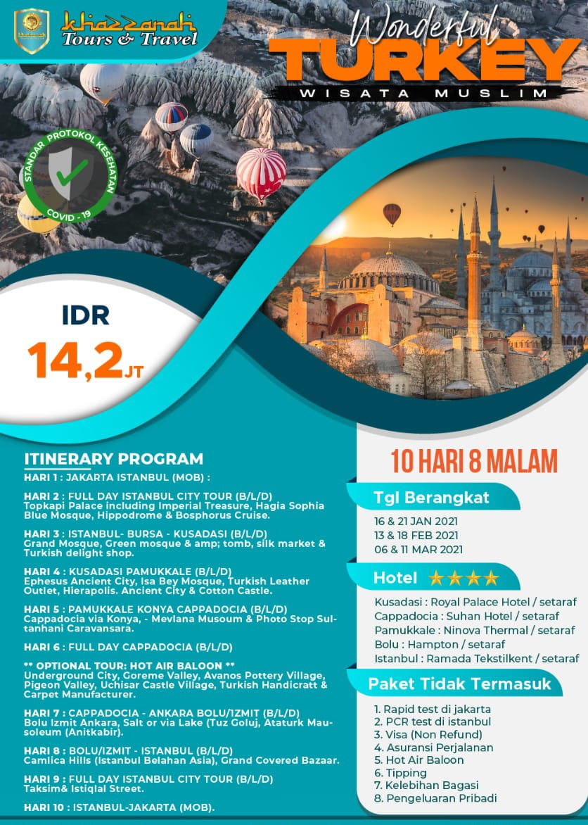 Wisata Tour Muslim